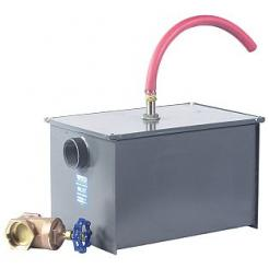 a grease trap that can be installed by our plumbers